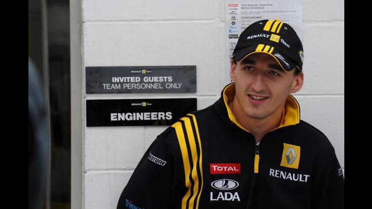 Kubica sa ancora andar forte in F1: a Budapest è 4° dietro le Ferrari